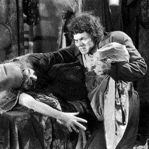 Hunchback Film Score In Reverse entertains with Flicker, enhancing musical performance with silent films.