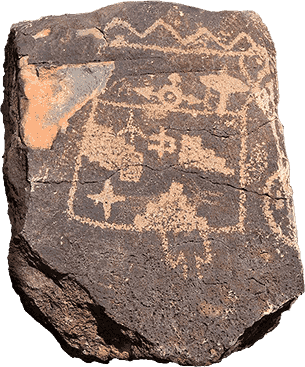 Petroglyph, Film Score In Reverse Series entertains audiences with Spanish Trail, enhancing a live musical performance with videos and images of the west.