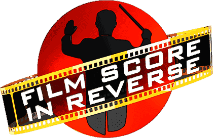 Film Score In Reverse Concert Series delights and entertains audiences with big screen projected visuals - enhancing a live musical performance.